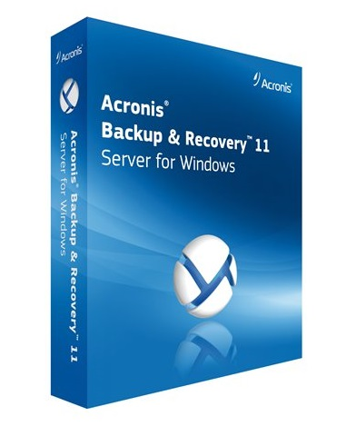 Acronis Backup & Recovery 11-5 Server for Windows