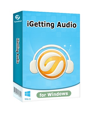igetting audio