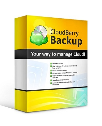 cloudberry-backup